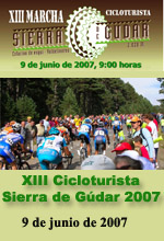XIII Marcha cicloturista Sierra de Gúdar