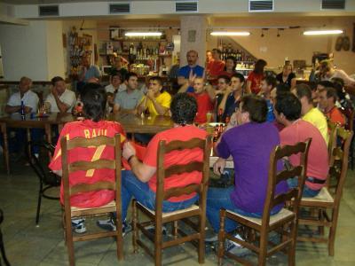 También celebramos el triunfo de España en la Eurocopa
