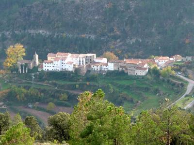 Teruel profundo: Castelvispal