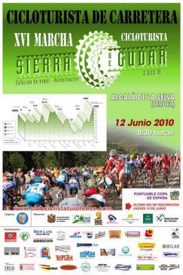 XVI Cicloturista Sierra de Gúdar 2010