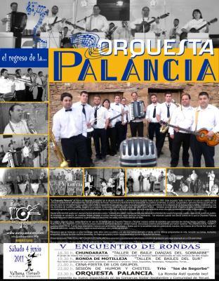 V Encuentro de Rondas con el regreso de la Orquesta Palancia